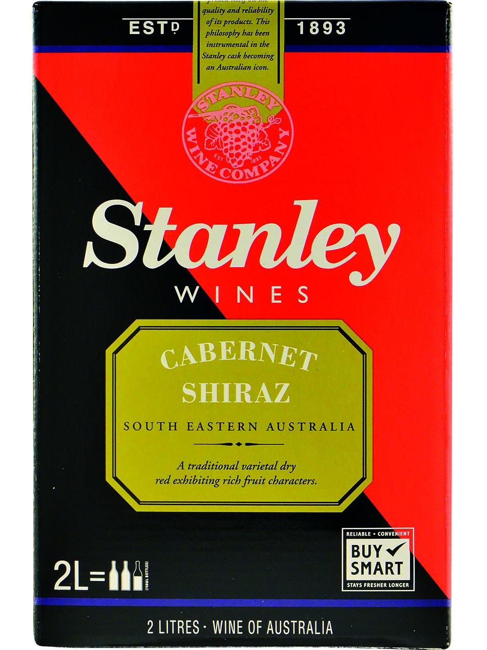 Stanley Cabernet Shiraz
