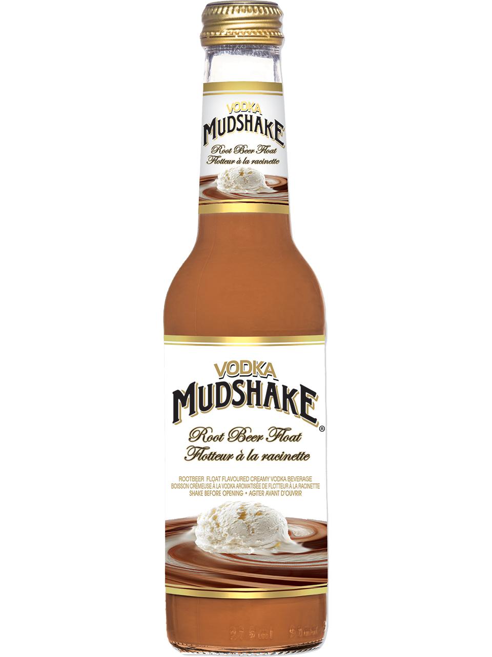 Vodka Mudshake Root Beer Float