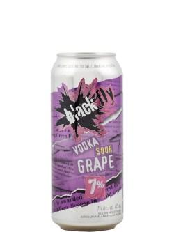 Black Fly Vodka Sour Grape 473ml Can
