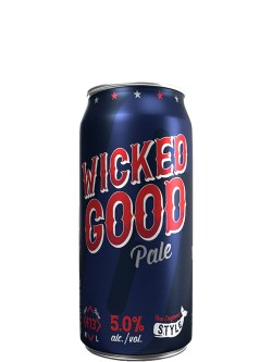 Garrison Wicked Good Pale Ale 473ml Can