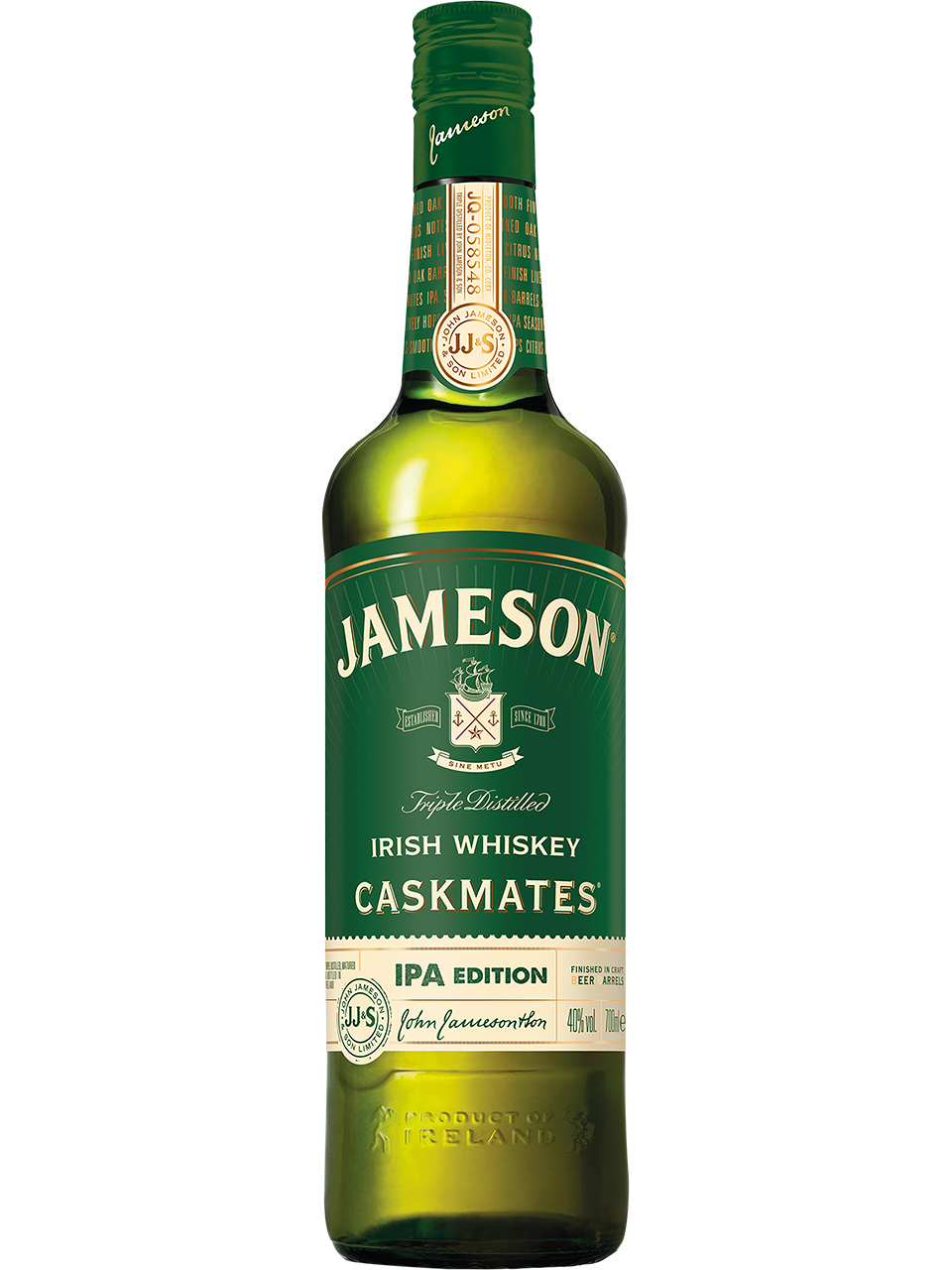 Jameson Caskmates IPA Irish Edition Whiskey