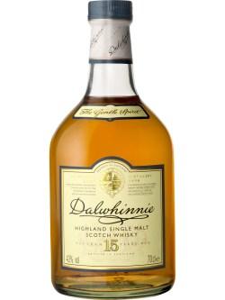 Dalwhinnie 15YO Highland Single Malt Scotch