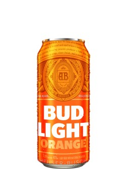 Bud Light Orange 473ml Can