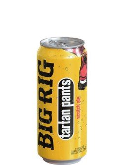 Big Rig Tarten Pants Scotch Ale 473ml Can