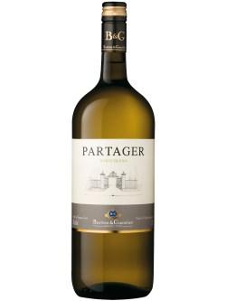 Barton & Guestier Partager Blanc Vin de Table