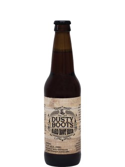 Dusty Boots Hard Root Beer 355ml