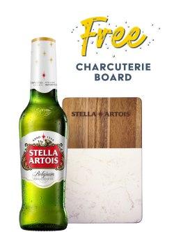 Stella Artois Bottles 12pk