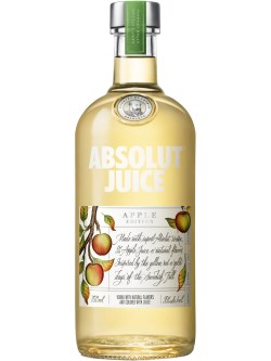 Absolut Juice Apple Edition Vodka
