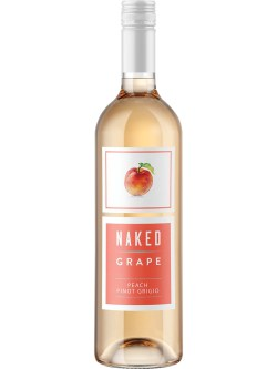 Naked Grape Peach Pinot Grigio