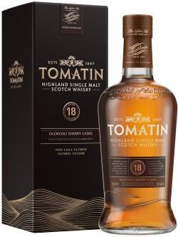 Tomatin 18YO Single Malt Scotch Whisky