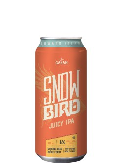 Gahan Snowbird Juicy IPA 473ml Can