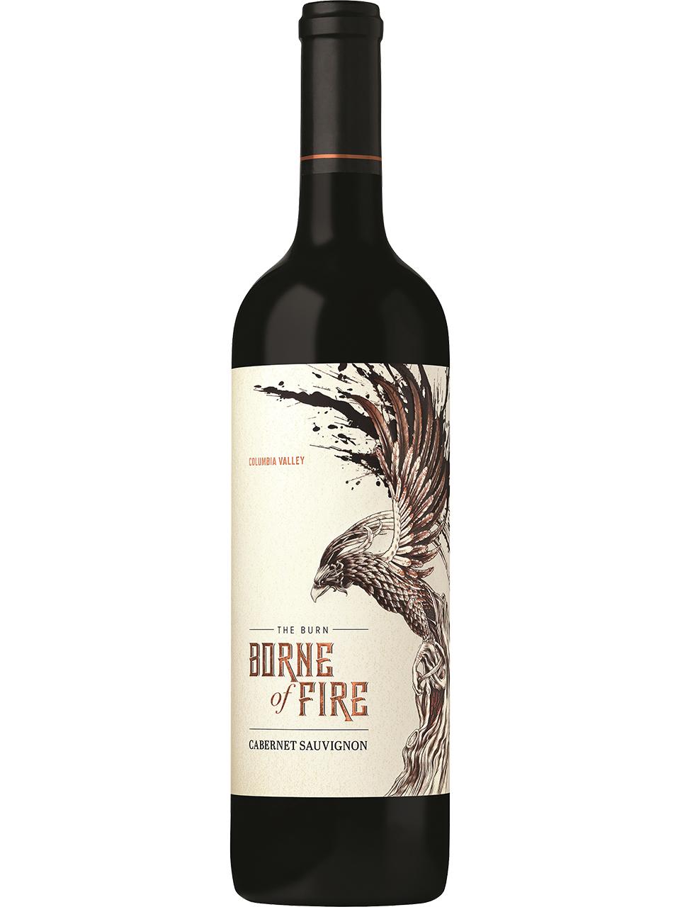 The Burn Borne of Fire Cabernet Sauvignon