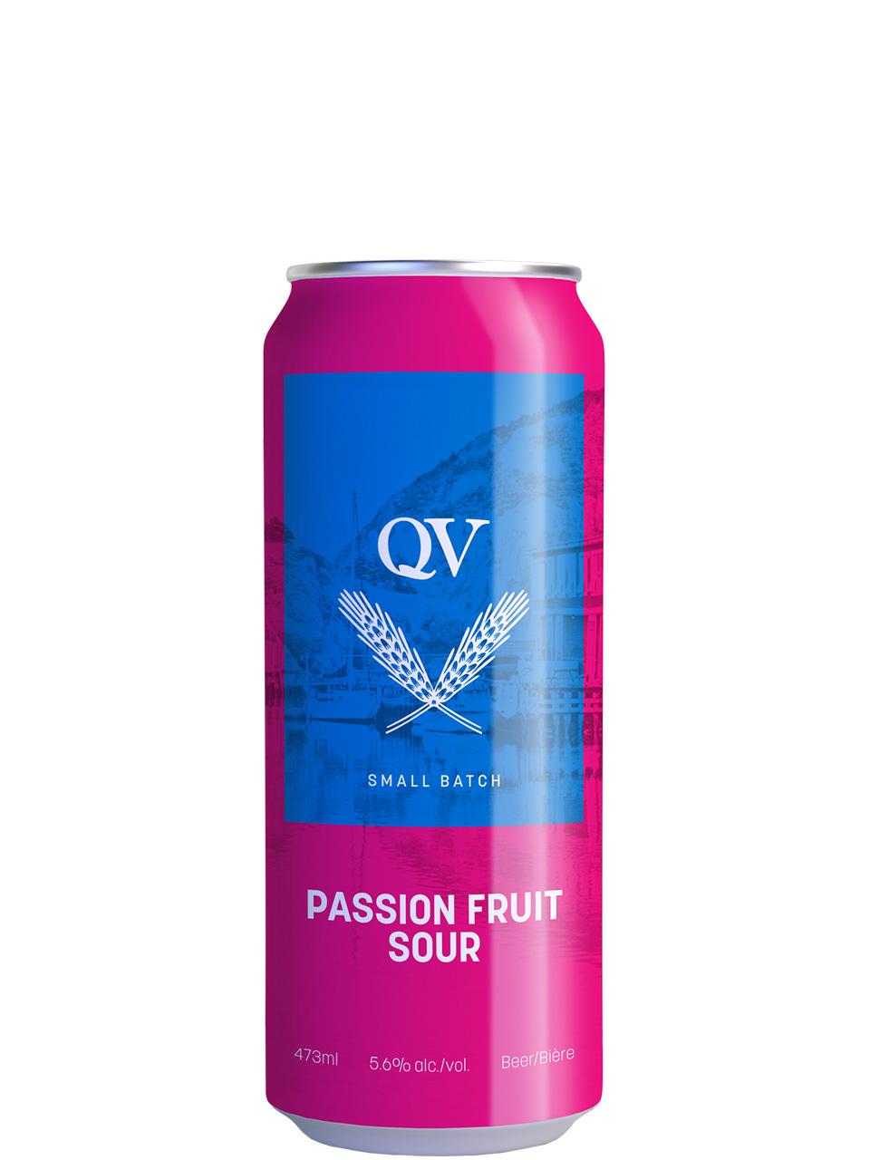 Quidi Vidi Passion Fruit Sour 473ml Can