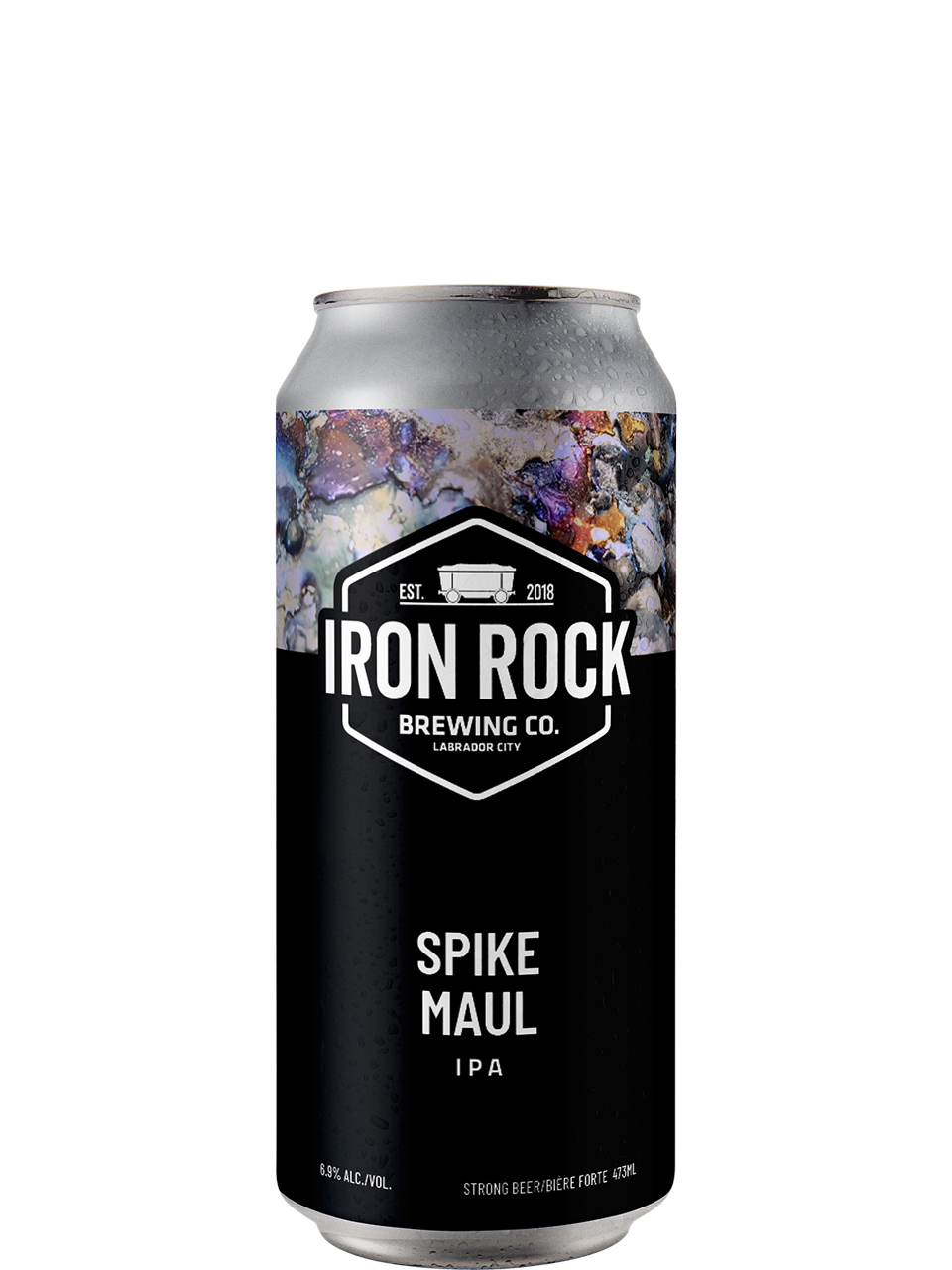 Iron Rock Brewing Co Spike Maul IPA 473ml