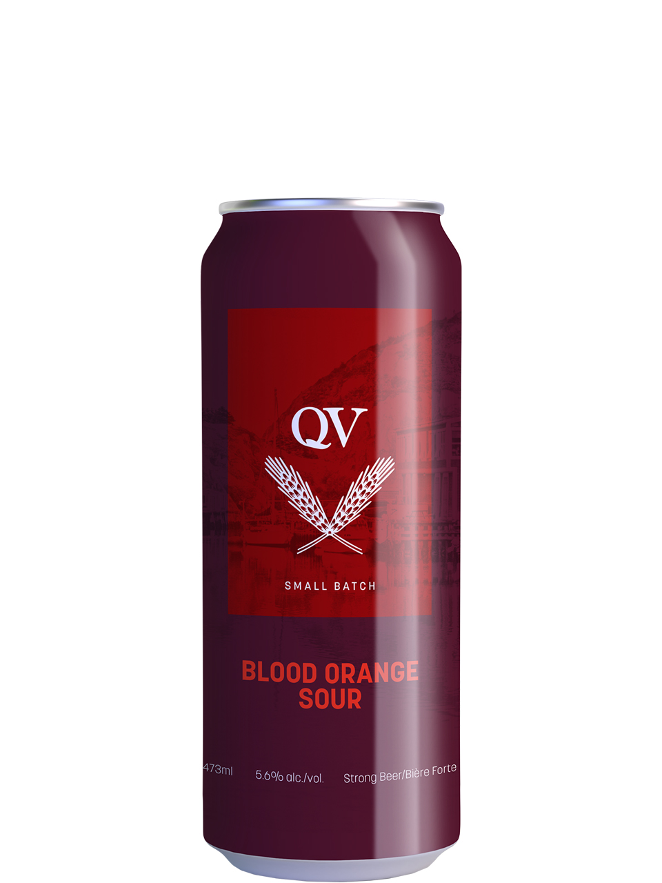 Quidi Vidi Blood Orange Sour 473ml Can