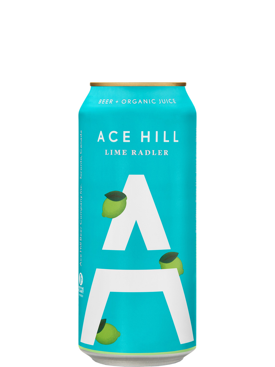 Ace Hill Lime Radler 473ml Can