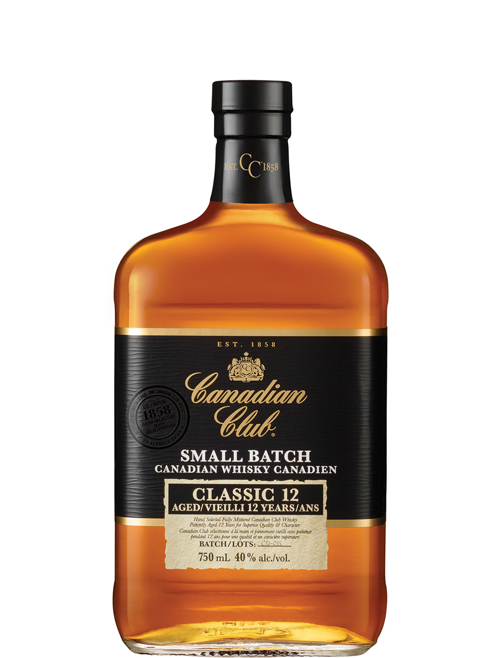 Canadian Club Classic Whisky