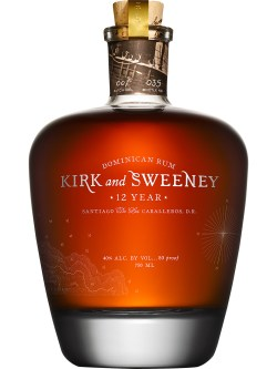 Kirk and Sweeney 12YO Dominican Rum