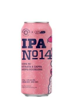 Collective Arts IPA No.14 DIPA Strata&Zappa 473ml