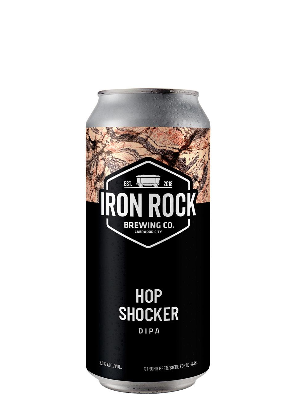 Iron Rock Brewing Co Hop Shocker DIPA 473ml