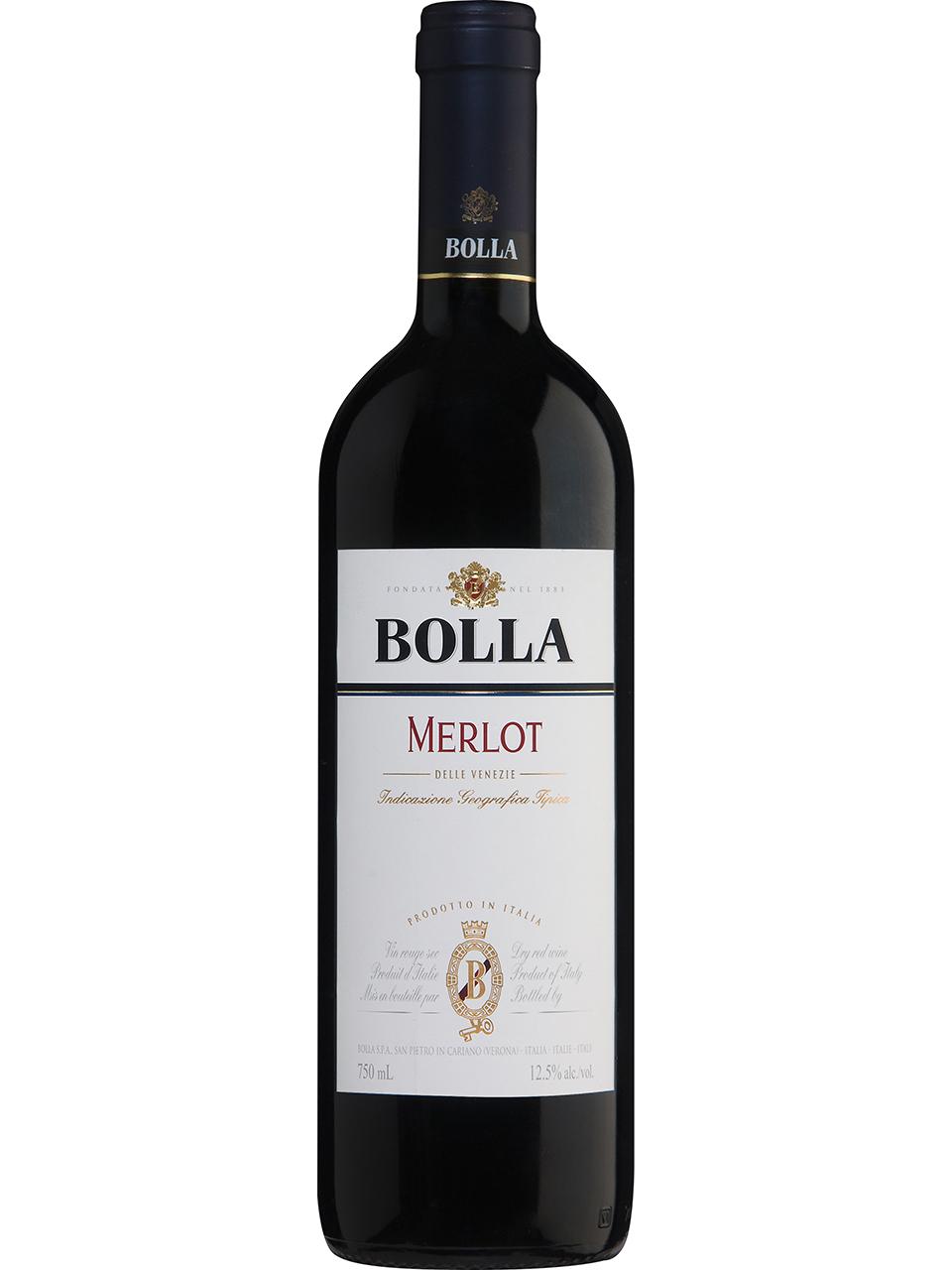 Bolla Merlot Delle Venezie IGT