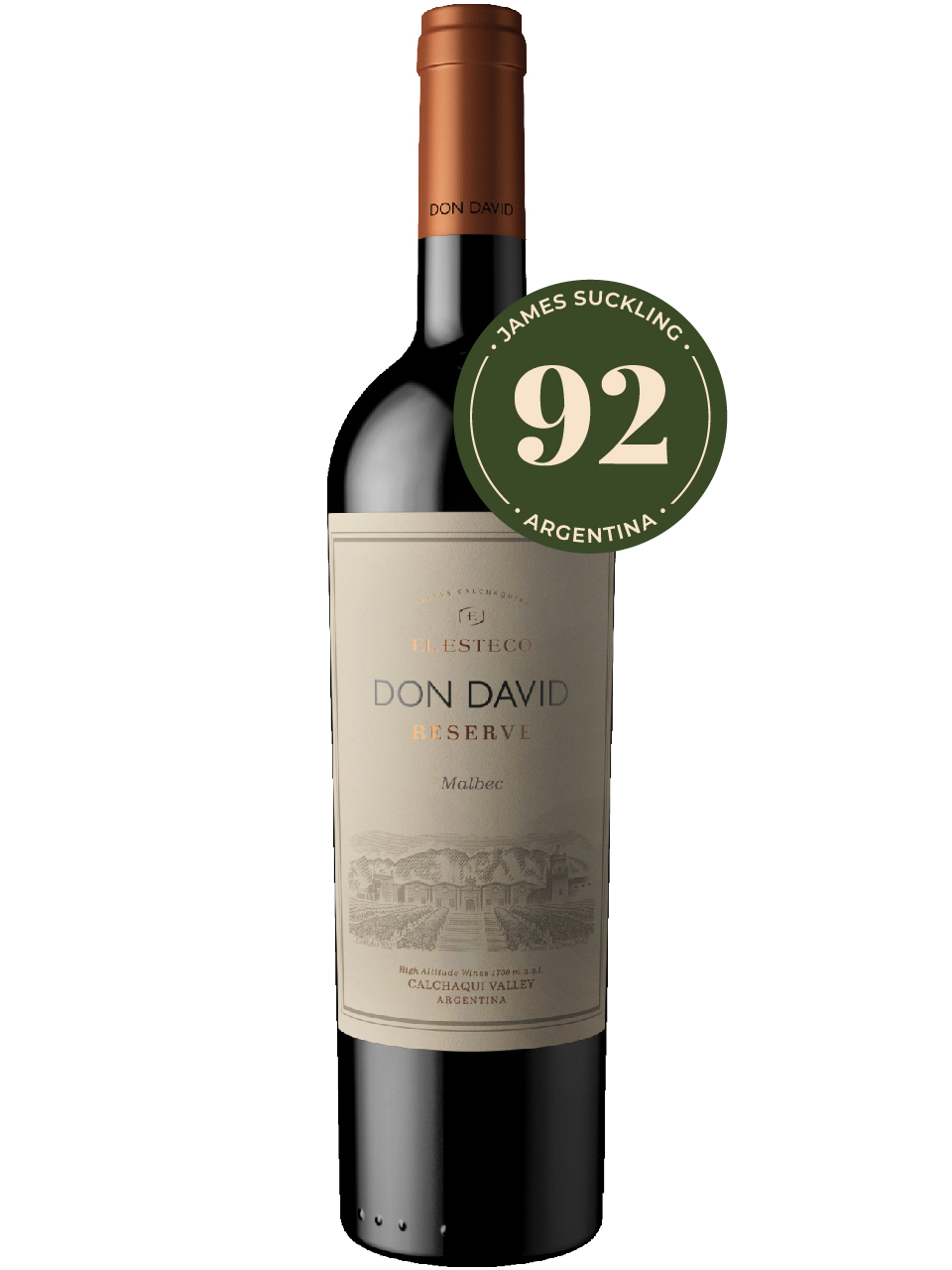 Don David Malbec Reserve