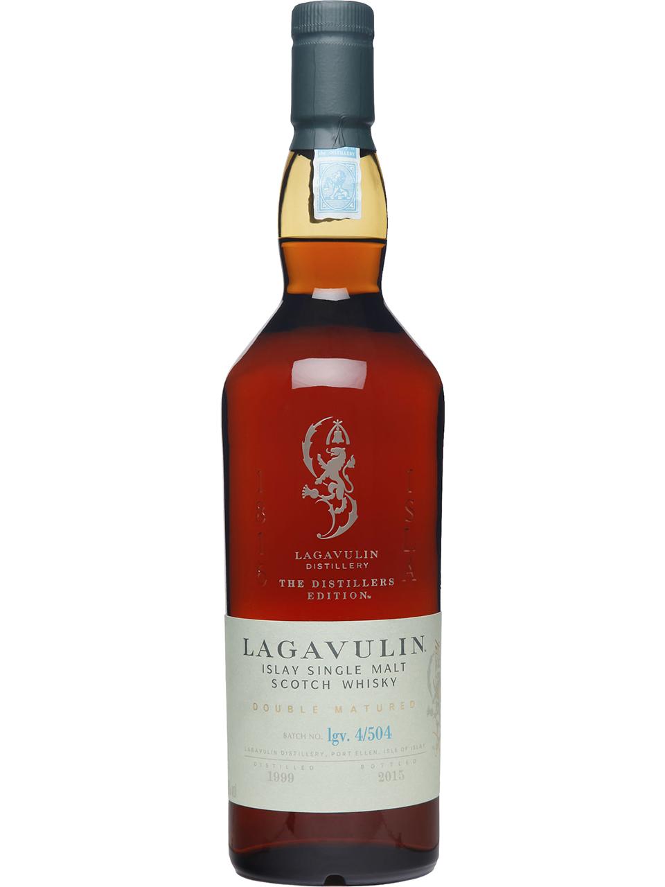 Lagavulin Distillers Edition Single Malt Scotch