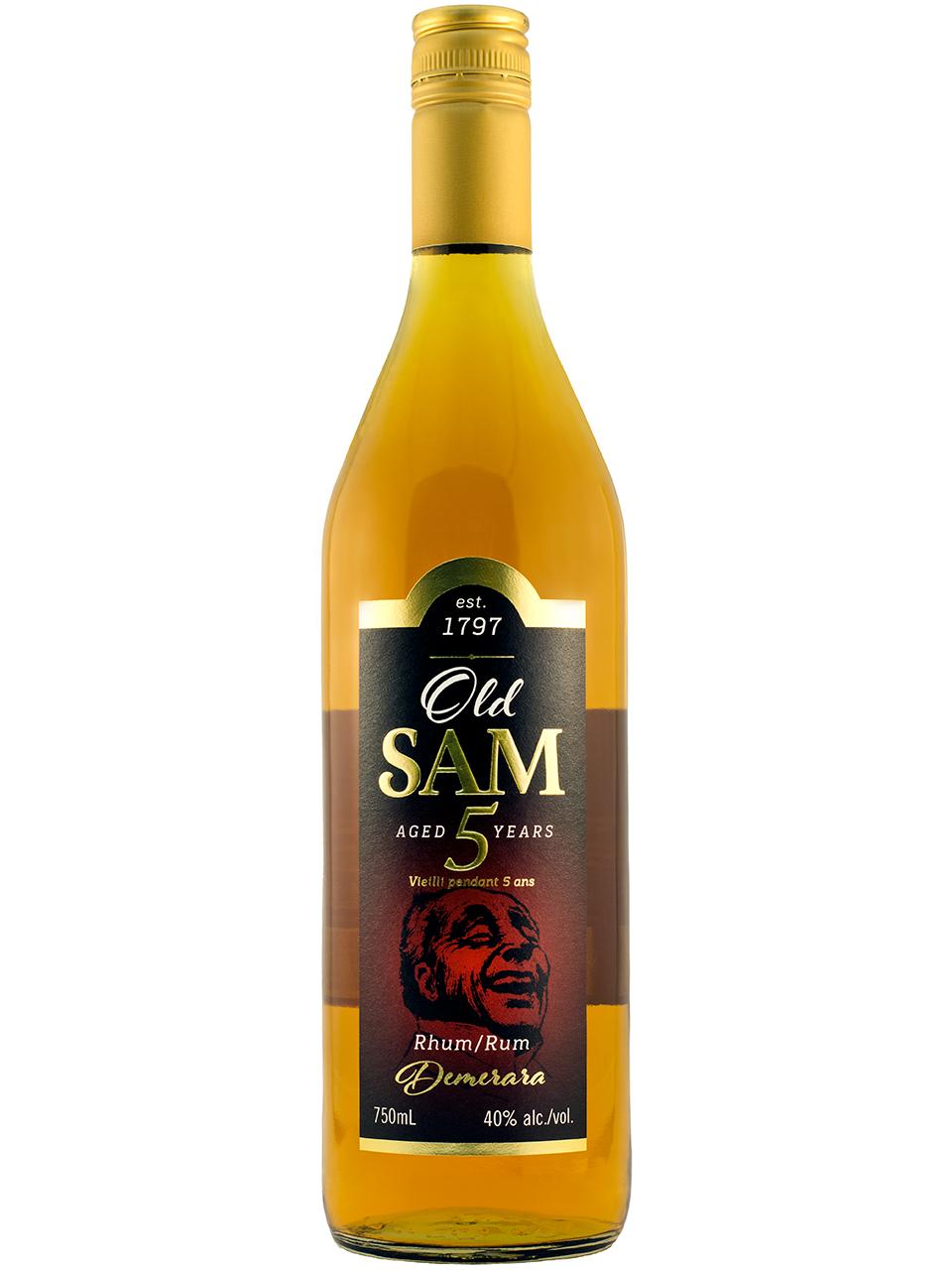 Old Sam 5 Rum