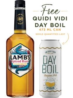 Lamb's Spiced Rum