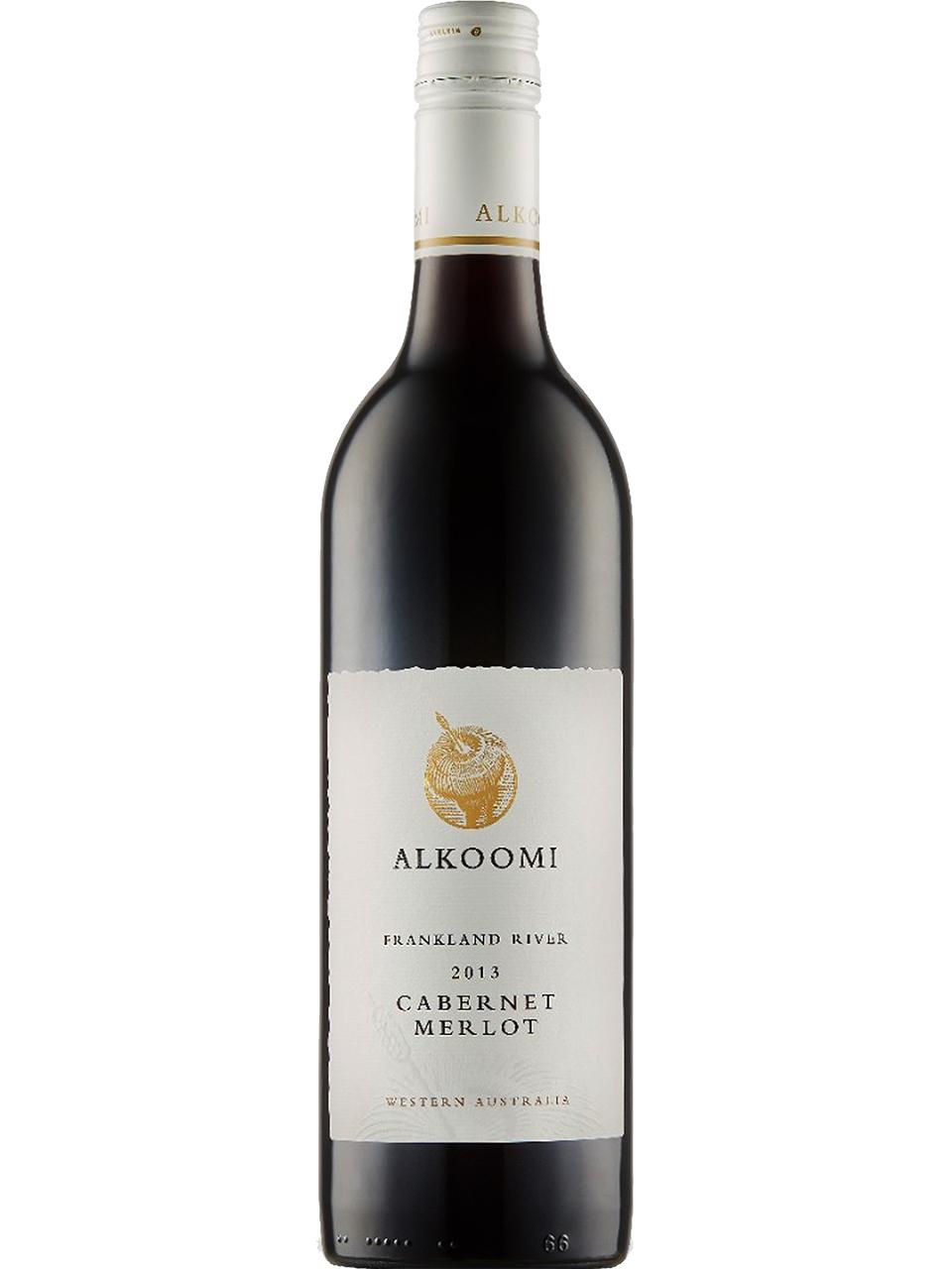 Alkoomi White Label Cabernet Merlot