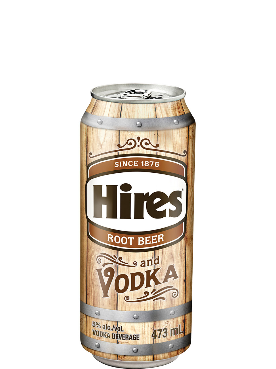 Hires Root Beer 473ml Can