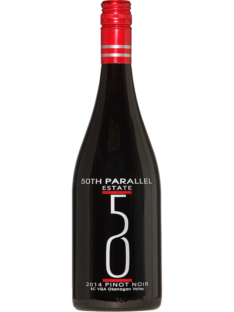 50th Parallel Pinot Noir 2015