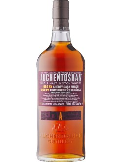 Auchentoshan 1988 PX Cask Single Malt Scotch Whisk