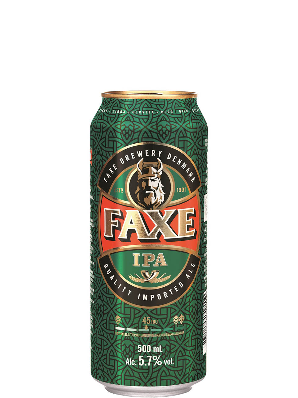 Faxe IPA 500ml Can