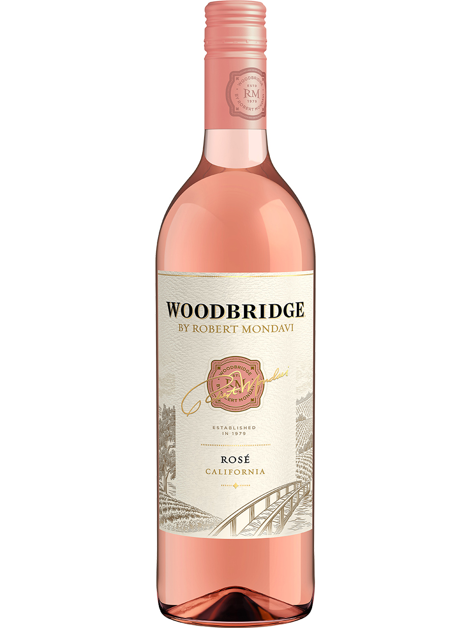 Mondavi Woodbridge Rose