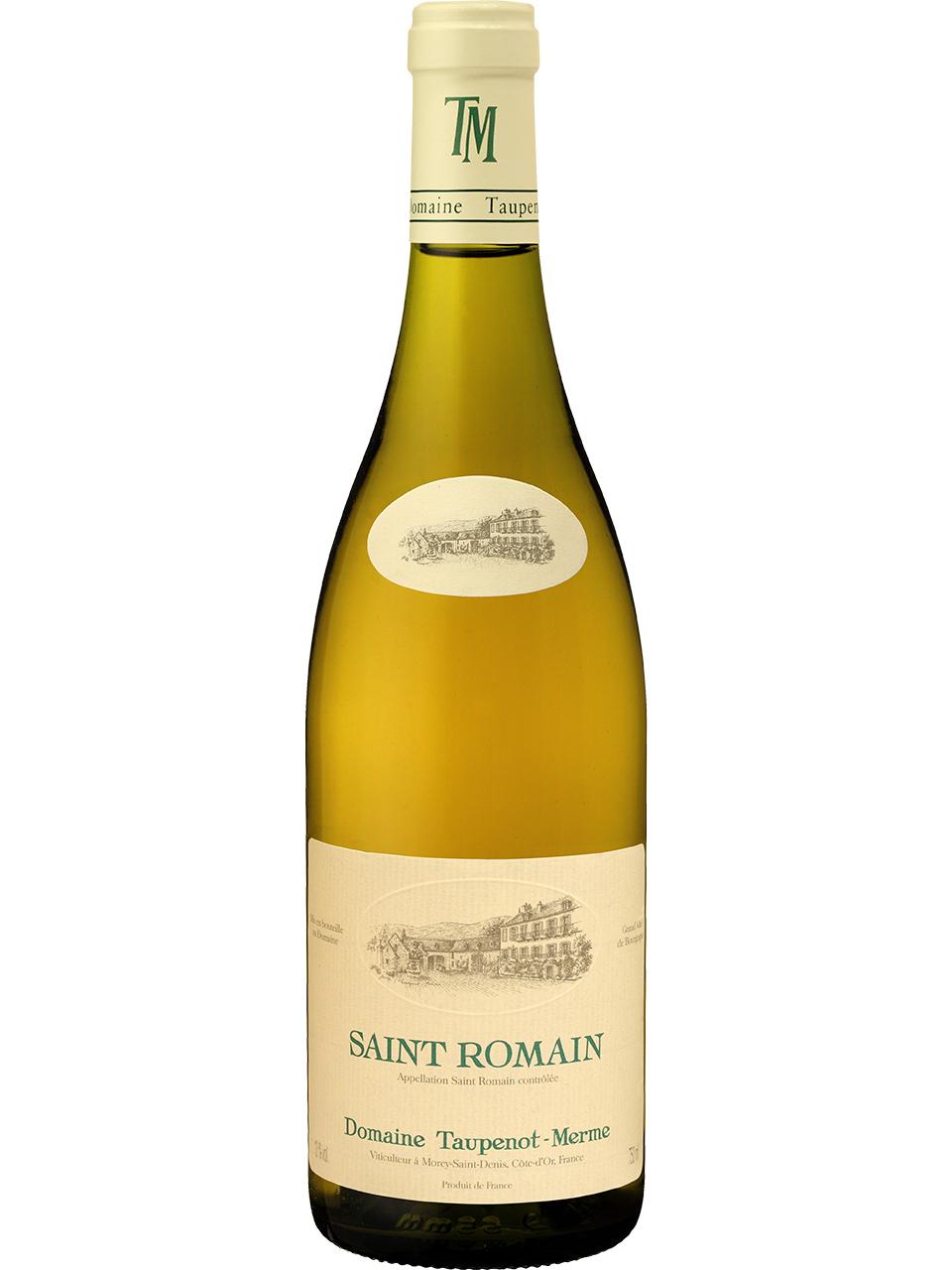 Taupenot Merme Saint Romain White 2017
