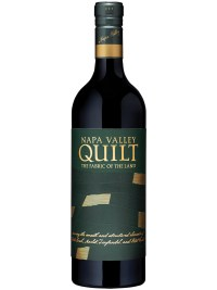 Quilt Napa Valley Fabric of The Land Red Blend