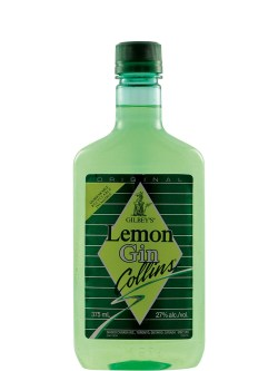 Gilbey's Lemon Gin Collins