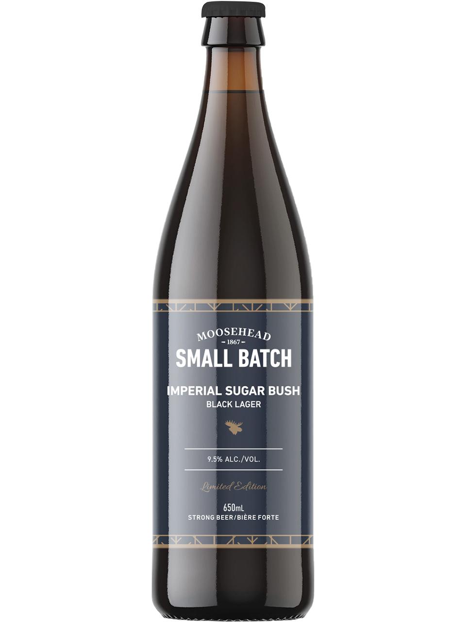Small Batch Imperial Sugar Bush Dark Lager 650ml