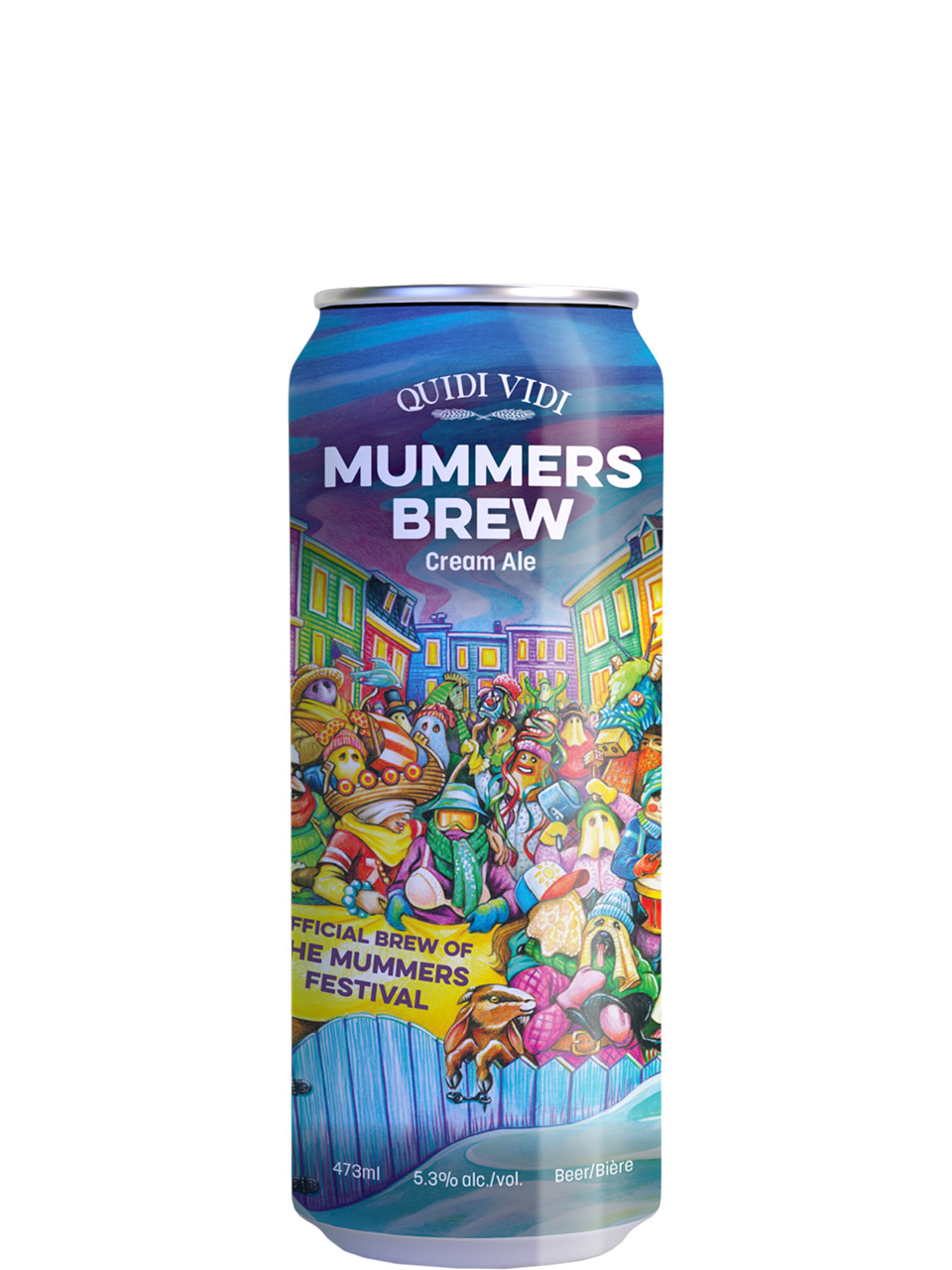 Quidi Vidi Mummer's Brew 473ml Can