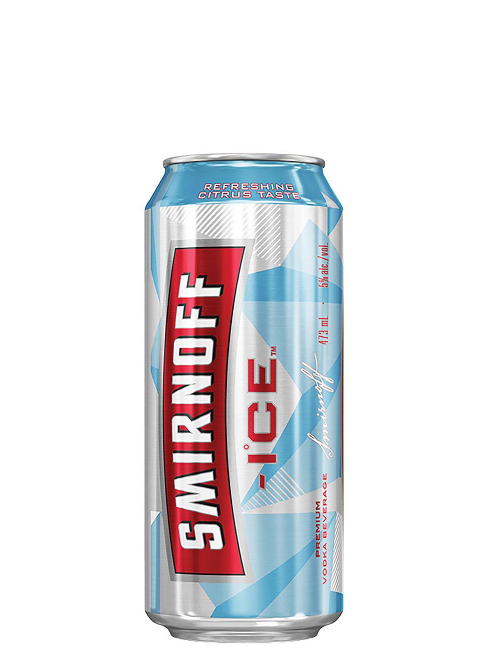 Smirnoff Ice Tall Can