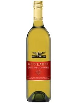Wolf Blass Red Label Unwooded Chardonnay