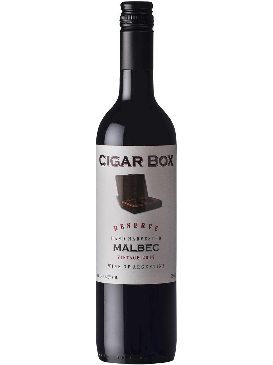 Cigar Box Malbec