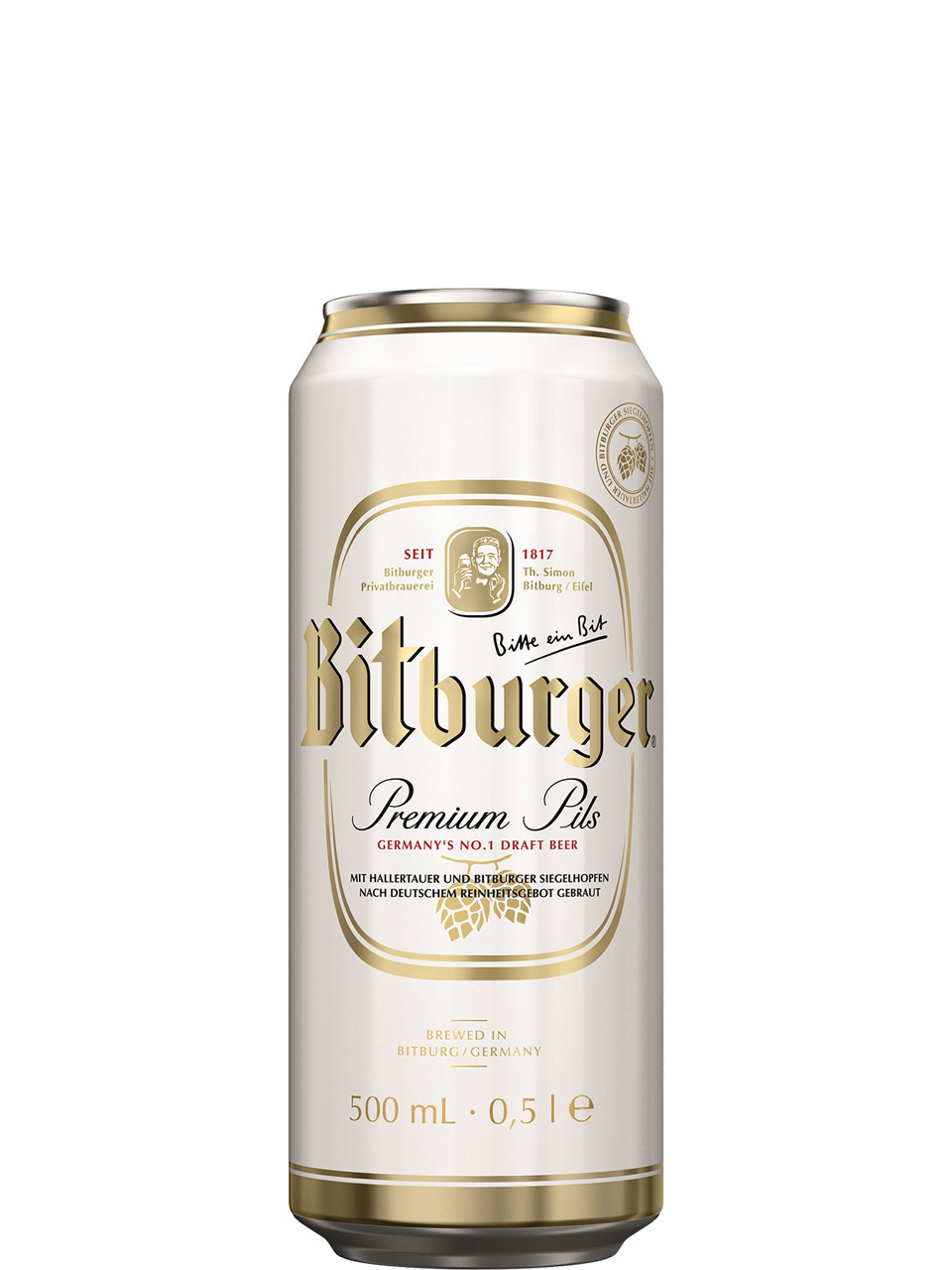 Bitburger Premium 500ml Can