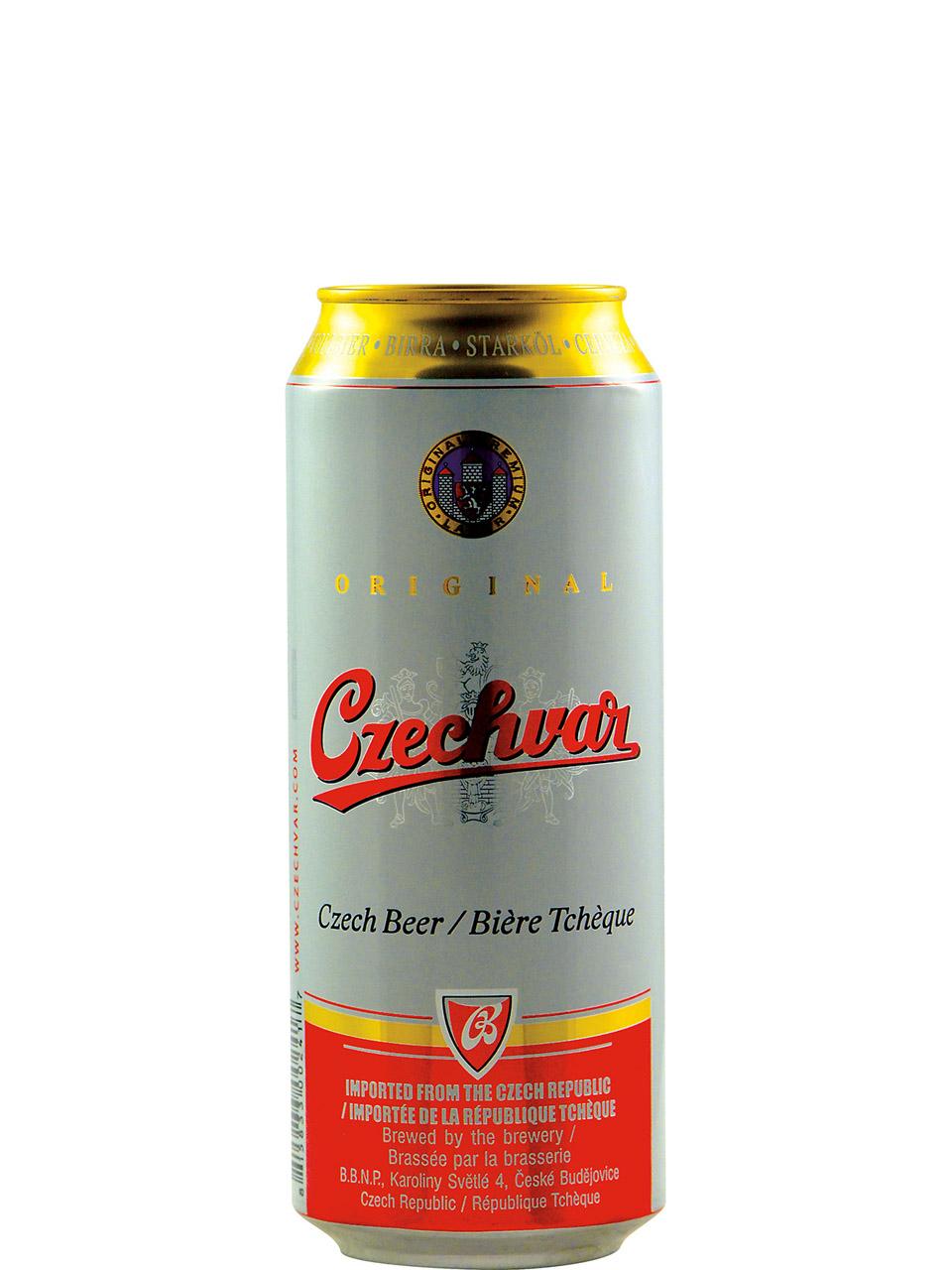 Czechvar 500ml Can