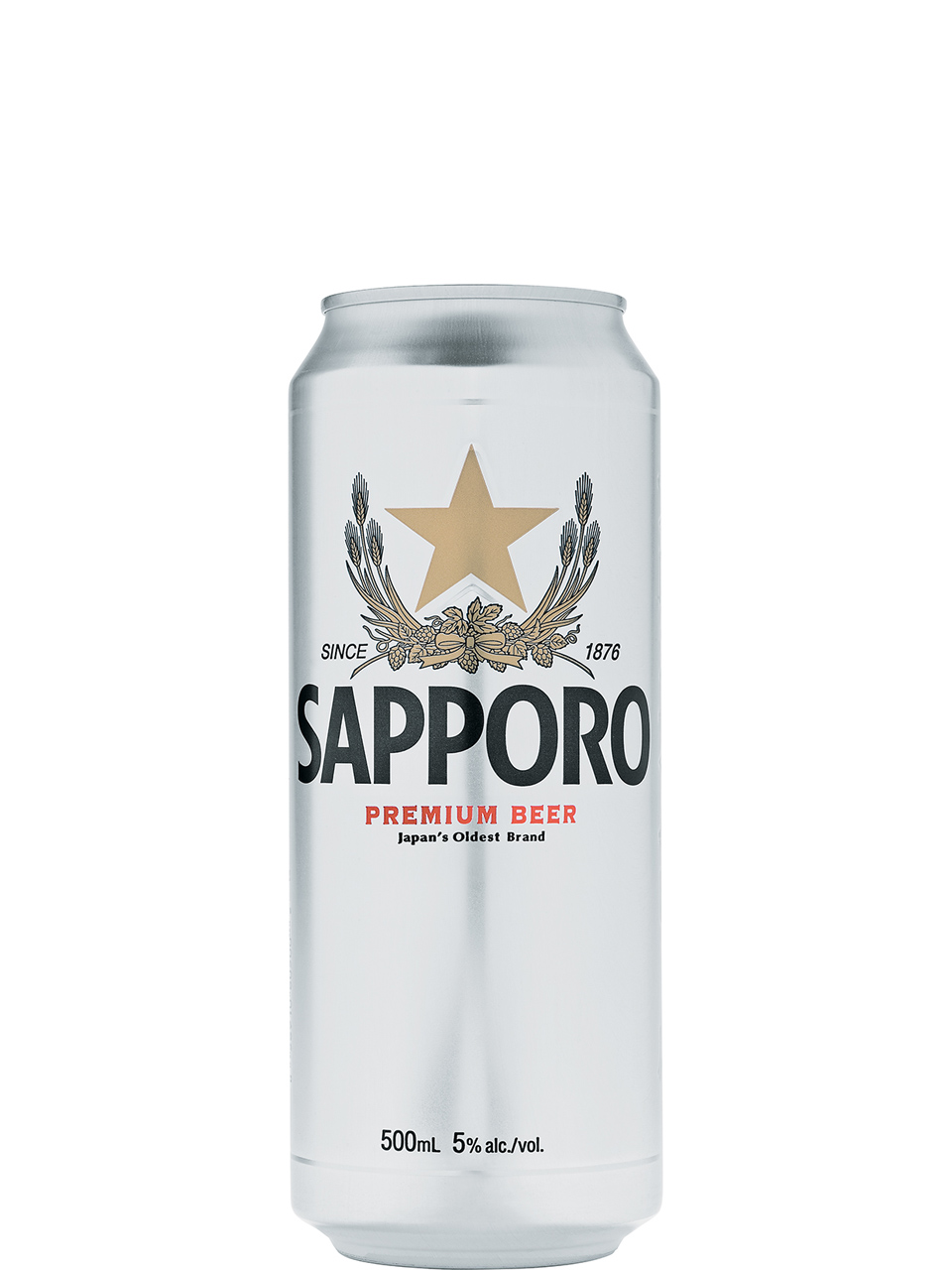 Sapporo 4 Pack Cans