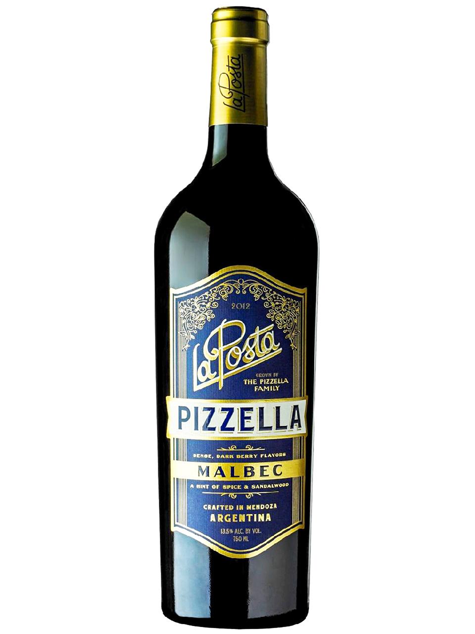 La Posta Malbec Pizzella Family