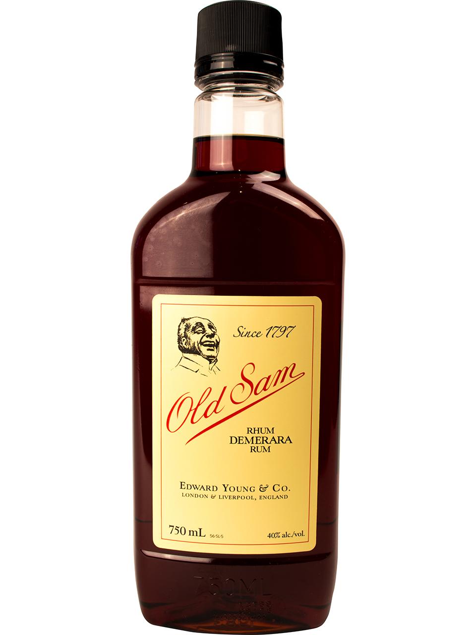 Old Sam Dark Rum PET