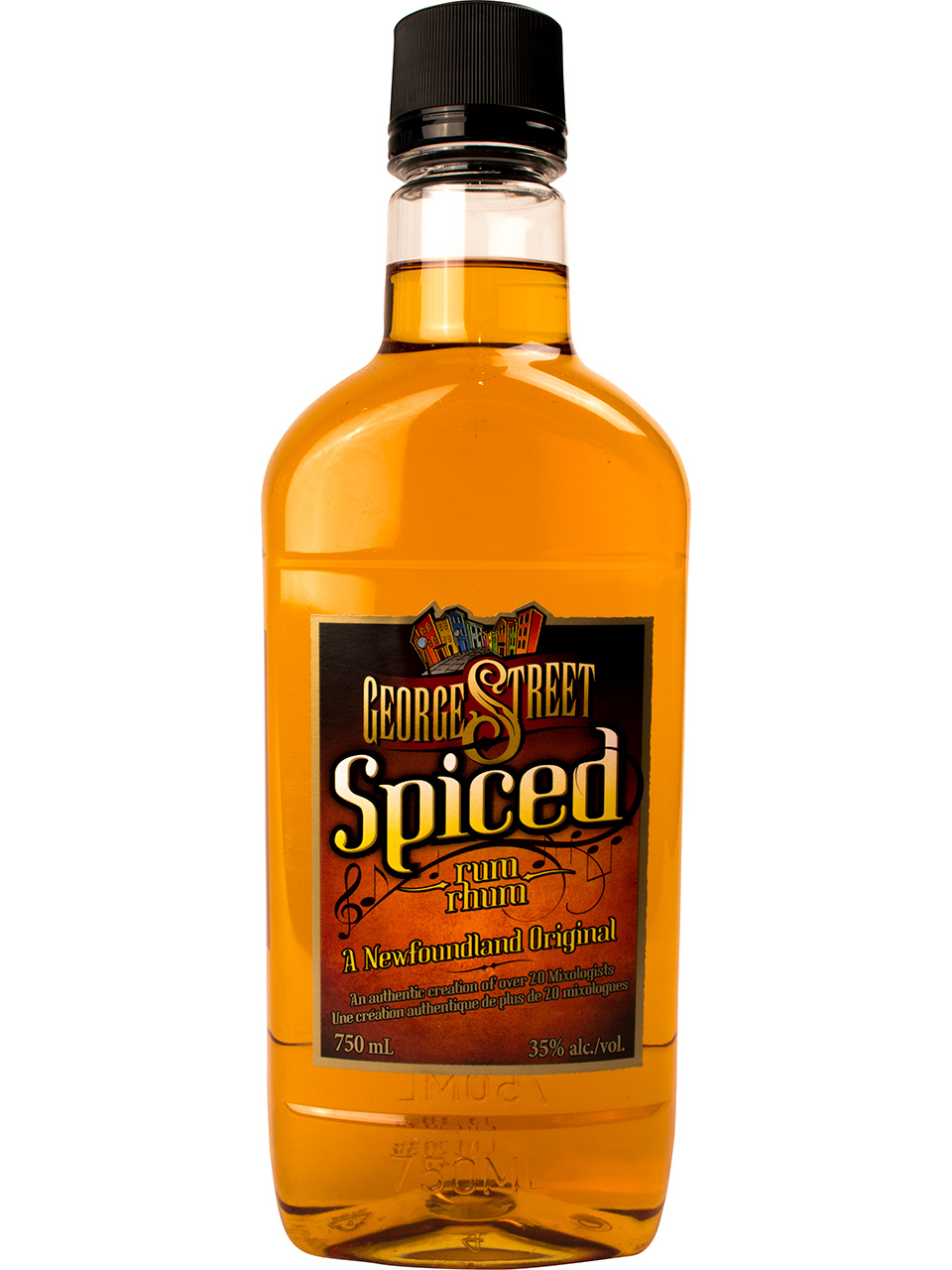 George Street Spiced Rum PET