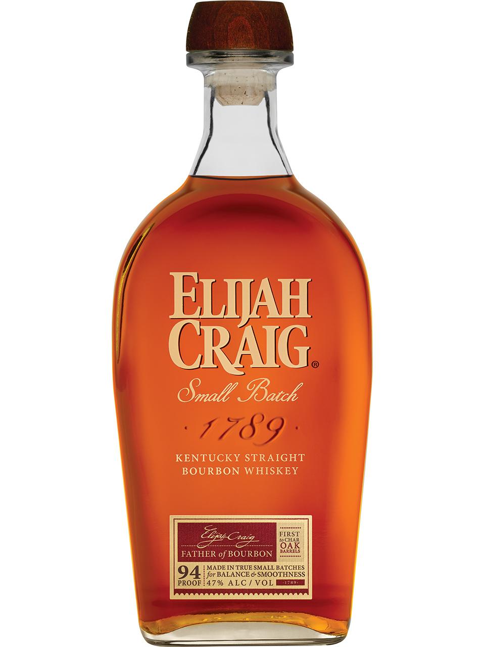 Elijah Craig 12YO Kentucky Straight Bourbon